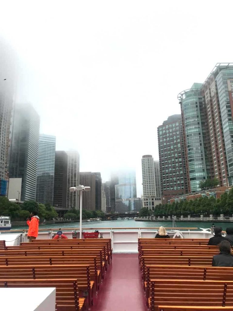 Boat Tour - Chicago