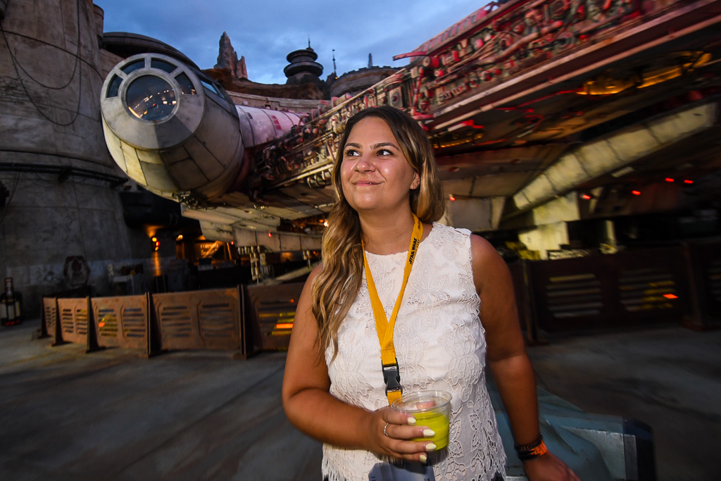Star Wars Galaxy's Edge Land